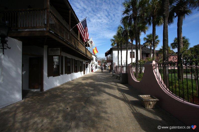 Saint Augustine Fort Tour