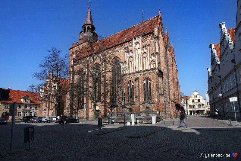 Pfarrkirche Güstrow