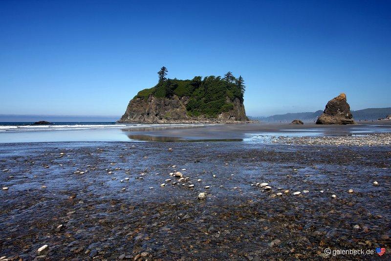 Abbey Island Ruby Beach