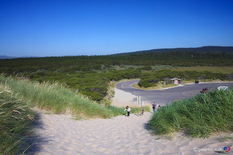 Siltcoos Recreation Area, Oregon Dunes