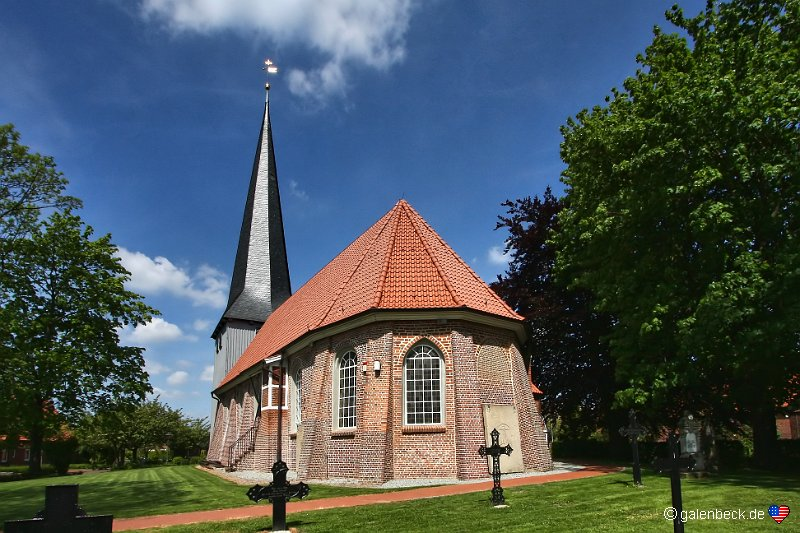 Kirche Borstel