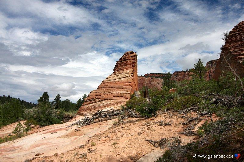 Zion national park kolob terrace for Zion motors st george
