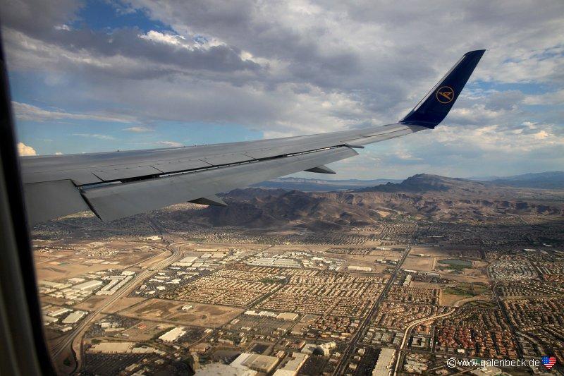 Flugzeit Von Frankfurt Nach Las Vegas