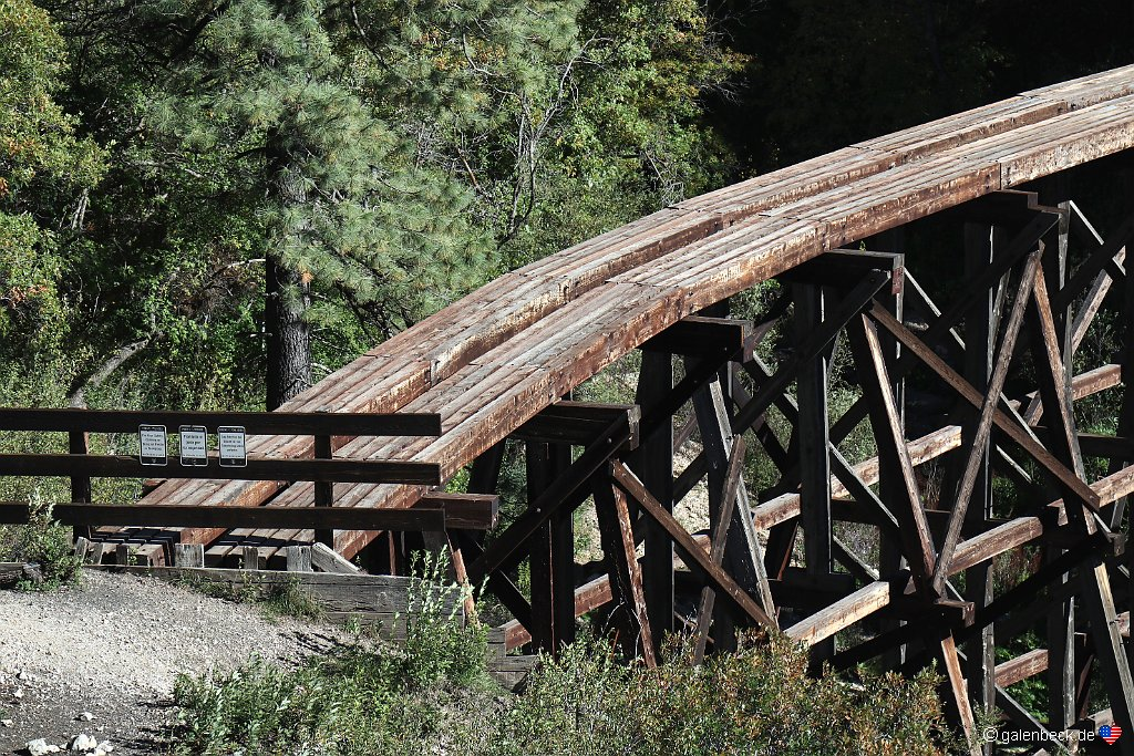 Mexican Canyon Railroad Trestle